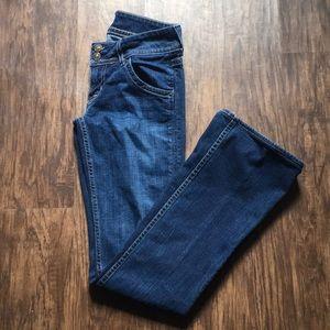 Hudson Flare Leg Jean Size 26